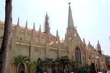 Santhome Cathedral Church